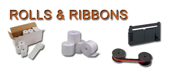 Cash Register Till Rolls Printer Rolls Ribbons