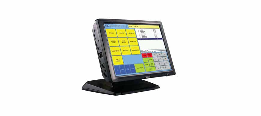 SPS 2200 Touch Screen